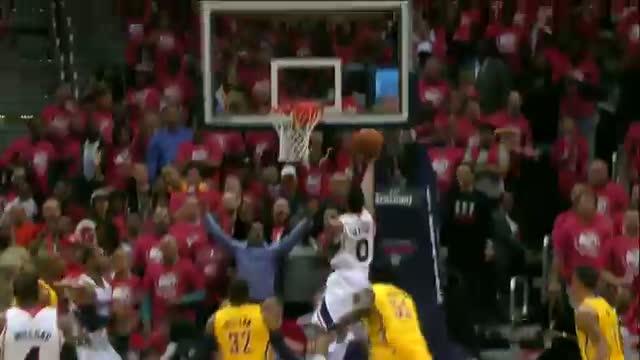 Top 5 NBA Plays: May 1st (Basketball Video)