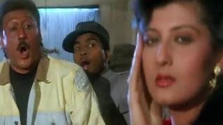 Kya Gaadi Hai Kya (HD) - Lakshman Rekha Songs - Jackie Shroff - Shilpa Shirodkar - Alka Yagnik (Bollywood Video)