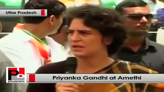 Priyanka Gandhi Vadra: Use the power to vote effectively and wisely to strengthen India