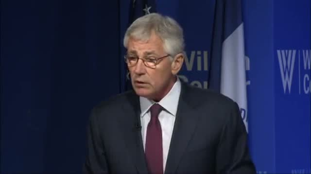 Hagel: Europe Faces 'Bracing New Realities'