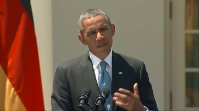 Obama: Oklahoma Execution 'deeply troubling'
