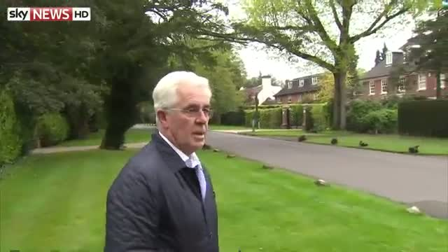 Max Clifford On Day Of Sentencing: I Stand By Everything I Said