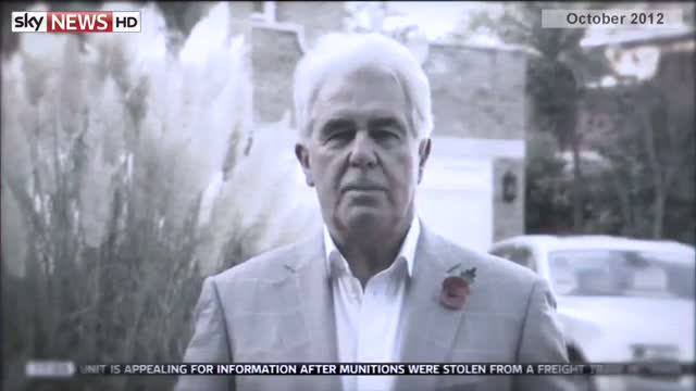 Max Clifford Found Guilty Of $ex Charges
