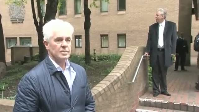 'Arrogant' Max Clifford jailed for eight years