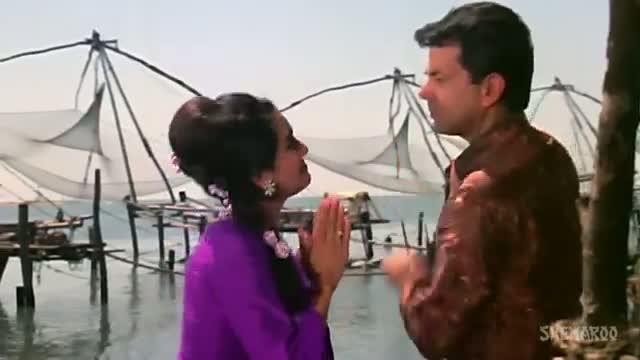 Saathiya Nahi Jaana Ke Jee Na Lage - Dharmendra - Asha Parekh - Aya Sawan Jhoom Ke - Lata Rafi Duets (Old is Gold)