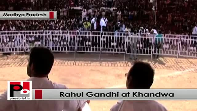 Rahul Gandhi : We pulled out 15 cr.people out of poverty in last 10 years