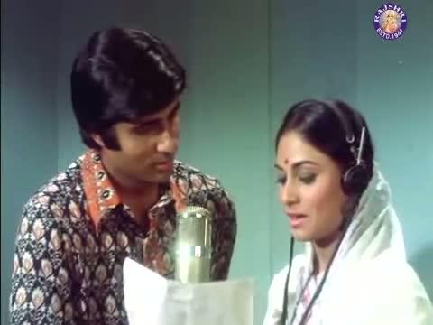 Lootey Koi Man Ka Nagar - Amitabh Bachchan, Jaya Bhaduri - Abhimaan (1973) - Classic Romantic Song