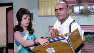 Ek Chatur Naar - Saira Banu, Mehmood, Sunil Dutt & Kishore Kumar - Padosan (Old is Gold)