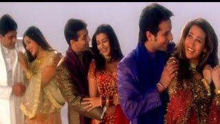 Hum Saath Saath Hain (1999) - Title Song - Salman Khan, Saif Ali Khan, Karishma Kapoor, Sonali Bendre, Tabu