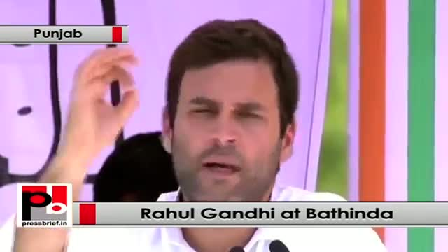 Rahul Gandhi: We will implement Right to shelter, Right to health and Right to pension