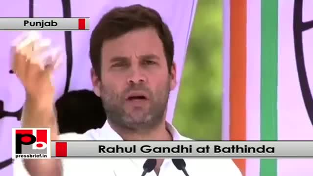 Rahul Gandhi: Speeches of BJP leaders are filled with anger and hatred