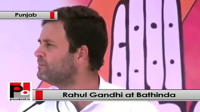 16) Rahul Gandhi: Modi ji feels that only he has wisdom and knowledge about the entire globe