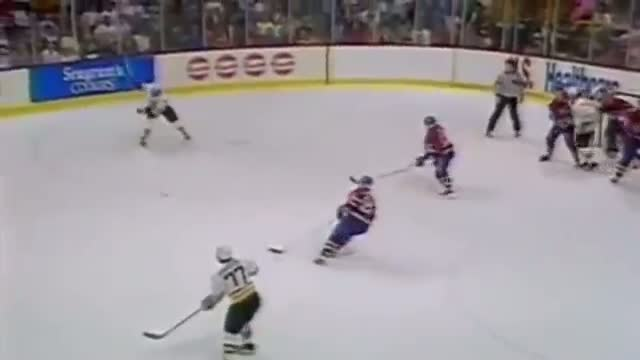 'The Rivalry' - History of the Bruins-Canadiens rivalry