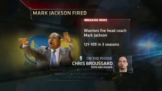 Golden State Warriors: Fire Mark Jackson - Warriors Coach