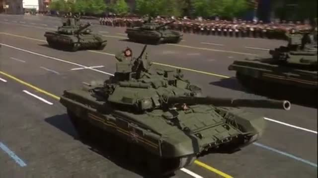 Russia Holds Massive 'Victory Day' Parade