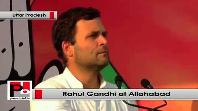 Rahul Gandhi : We will implement Right to Shelter for poor