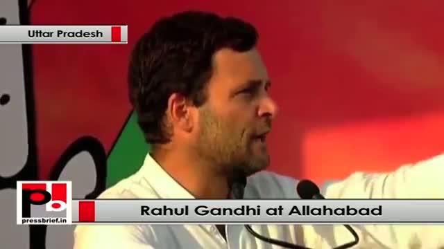 Rahul Gandhi : Gujarat had not RTI commissioners till Court intervened in 2013 Dec