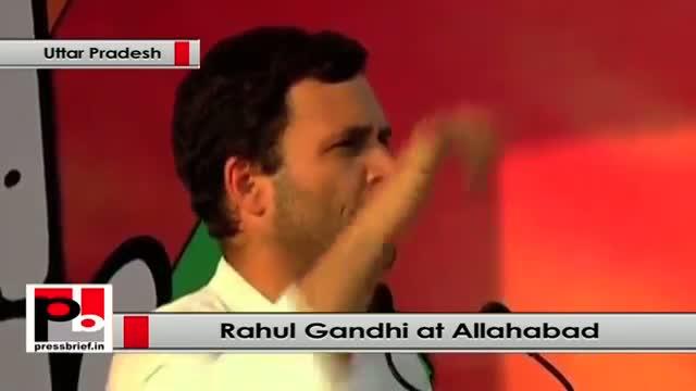 Rahul Gandhi : Under NDA about 22000 people killed in terror attacks