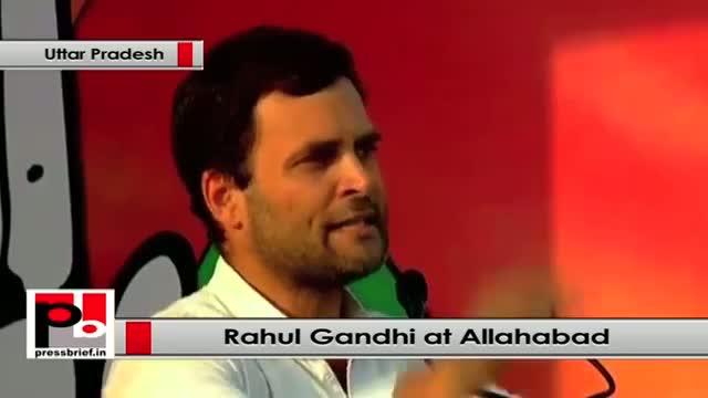 Rahul Gandhi : BJP leaders must stop sending police after women