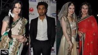 Bollywood Celebs Walk The Ramp For Charitable Cause