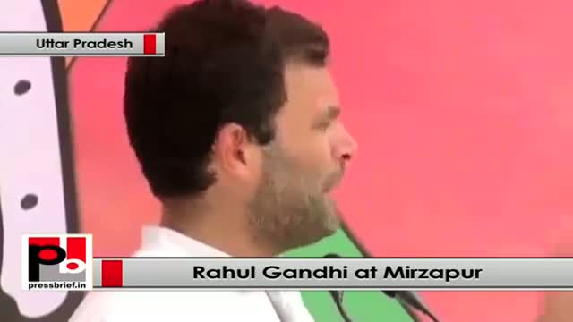 Rahul Gandhi : We will ensure a right in health care to all the poor