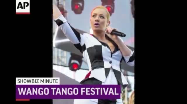 ShowBiz Minute: Spears, Wango Tango, Box Office