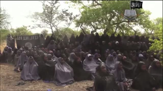 Extremist Video Shows Abducted Girls Praying