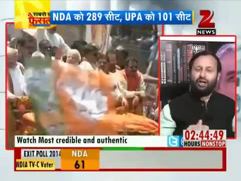 Exit poll 2014: BJP-TDP alliance may get 11-15 seats in Andhra Pradesh