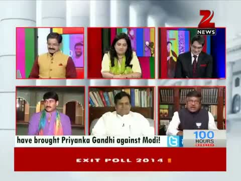 Exit poll 2014: Narendra Modi-led NDA winning 249-340 seats