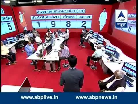 Kerala Exit Poll: BJP-1, Congress 9, Left- 8, Others-2