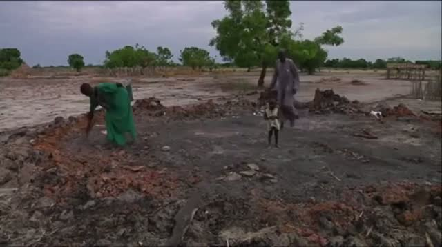 Months of Fighting Devastates South Sudan