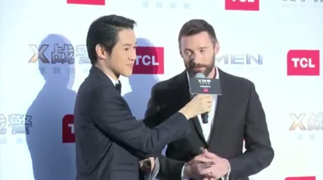 Fan Bingbing Brings 'X-Men' to China