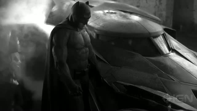 What Do We Think of Ben Affleck's Batman Costume and Batmobile? - IGN Conversation