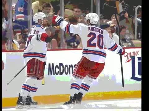 New York Rangers vs Pittsburgh Penguins 2014 Stanley Cup Playoffs Game 7