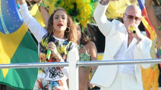 Pitbull - We Are One (Ole Ola) [The FIFA 2014 World Cup Song] (Official Clip) Ft. Jennifer Lopez