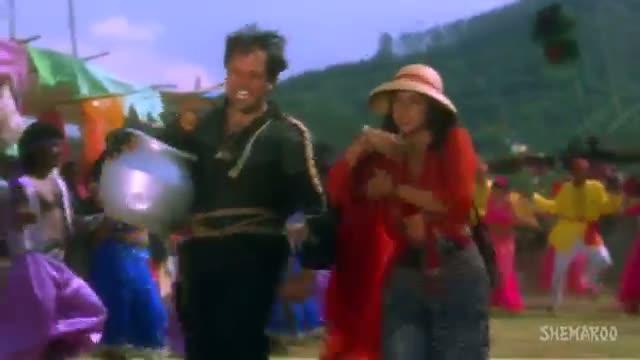 Hi Ajnabee (HD) - Maharaja Songs - Govinda - Manisha Koirala - Sonu Nigam