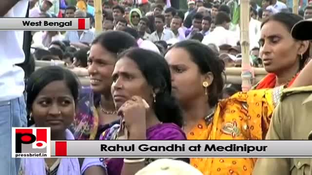 Rahul Gandhi : BJP ideology only works for handful of people
