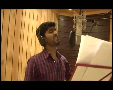 Title Track - Aami Sudhu Cheyechi Tomay (2014) | Ankush | Subhashree (Audio Making)