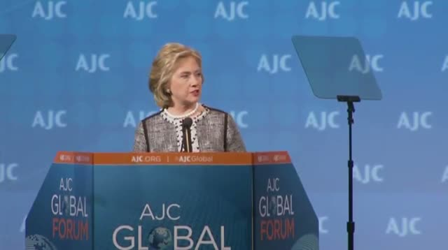 Clinton: No Deal Better Than Bad Deal With Iran