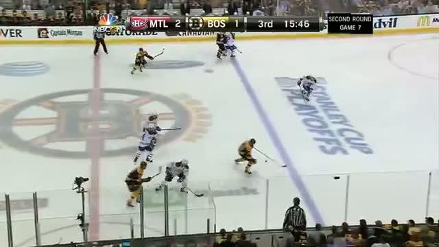 Canadiens vs. Bruins Game 7 Recap
