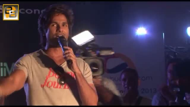 Shahid Kapoor's LATE NIGHT DATE with Jacqueline Fernandez