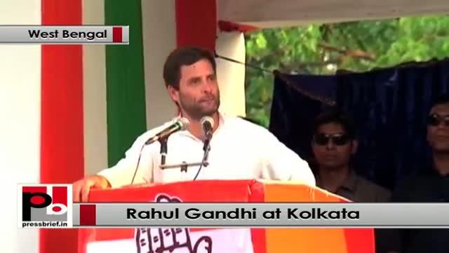 Rahul Gandhi : Congress wants to take everyone forward