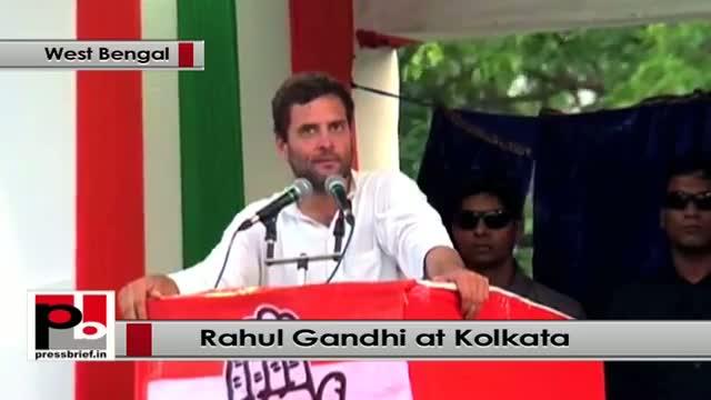 Rahul Gandhi : We treat everyone as equal, we only see Indian Flag nothing else