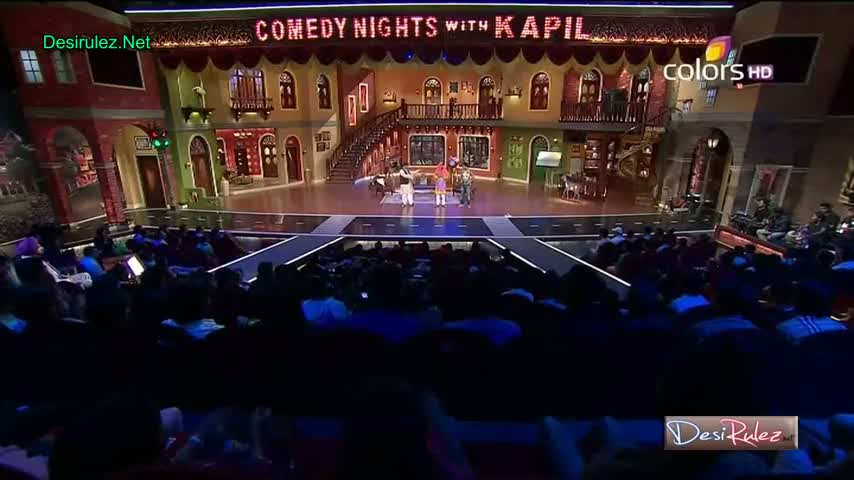Comedy Nights with Kapil - Alok Nath - 17th May 2014 - Part 2/4