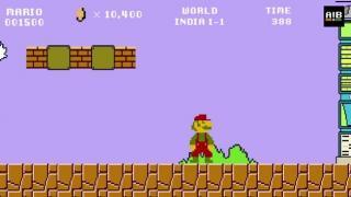 Indian Mario - VIDEO