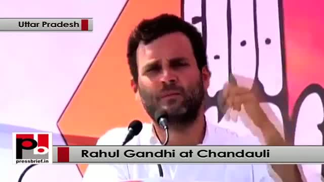 Rahul Gandhi: Modi and BJP do not believe in people's power