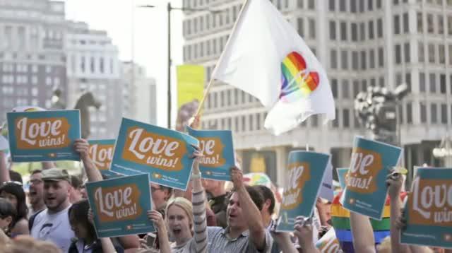 Judge Overturns Pennsylvania Gay Marriage Ban