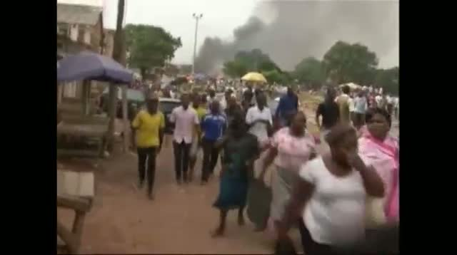 2 Bomb Blasts in Nigeria Kill at Least 118