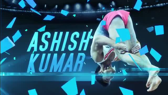 Commonwealth Games 2014: Ashish Kumar
