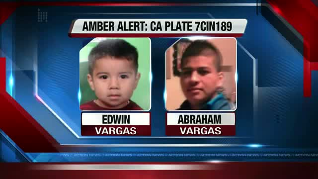 California Amber Alert issued for two-year-old boy